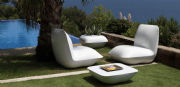 PILLOW Outdoor Lounge Chair